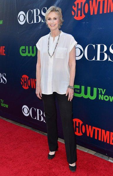 2015 Summer TCA - Bellamy Young, Jane Lynch, Paget Brewster, Gary Sinise, Alana de la Garza, Shemar Moore, Matthew Gray Gubler et Kristen Vangsness