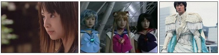 Drama Japonais ❖  Sailor Moon Live Action