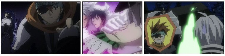 Animation Japonaise ❖ D. Gray Man