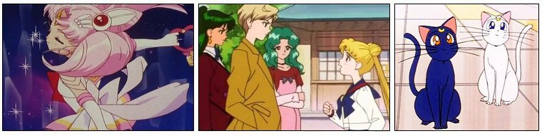 Animation Japonaise ❖ Sailor Moon