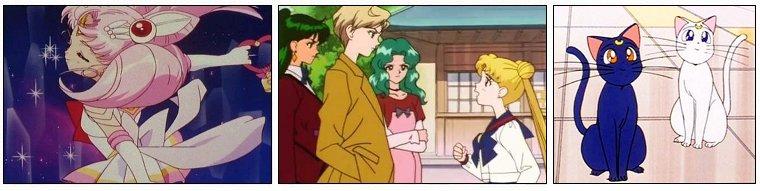 Animation Japonaise ❖ Sailor Moon