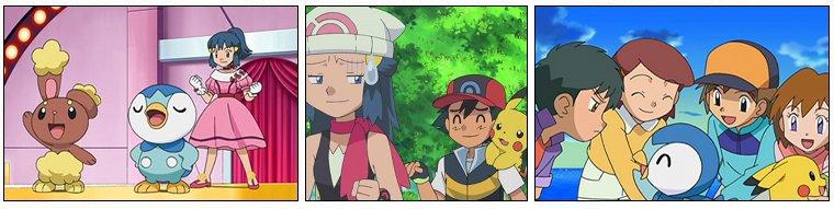 Animation Japonaise ❖  Pokémon