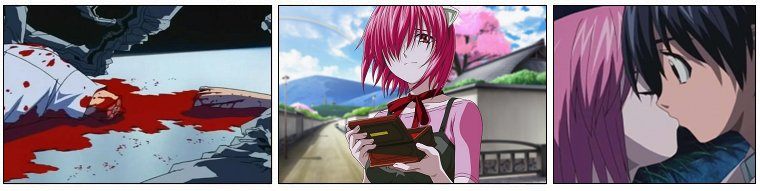 Animation Japonaise ❖  Elfen Lied
