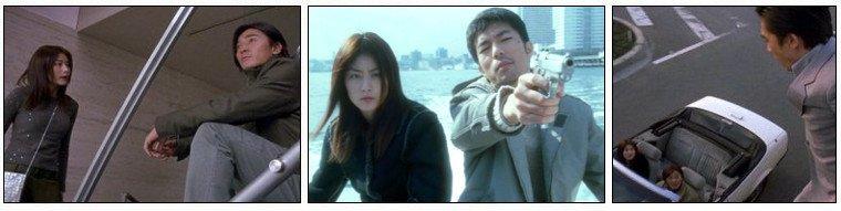Film Hong-Kongais ❖  Tokyo Raiders