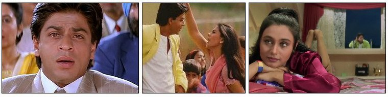 Film Bollywoodien ❖  Kuch Kuch Hota Hai