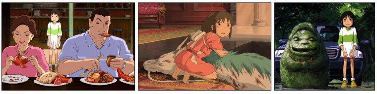 Film d'animation ❖  Le voyage de Chihiro