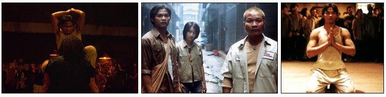 Film Thaïlandais ❖  Ong-Bak