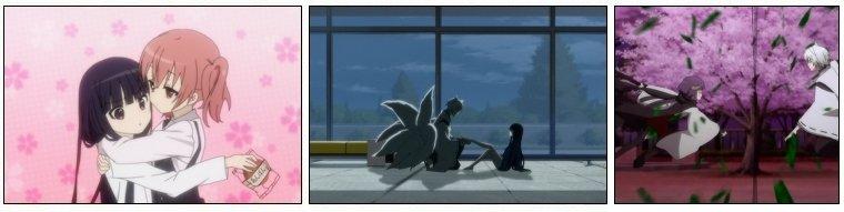 Animation Japonaise ❖  Inu X Boku SS