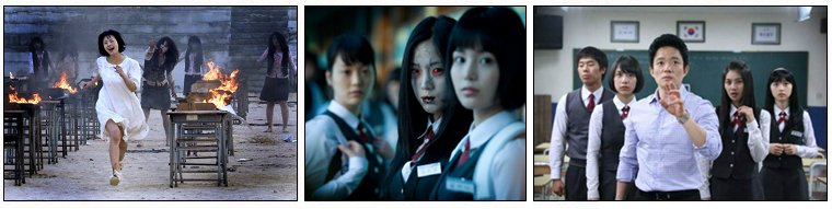 Film Coréen ❖  Death Bell