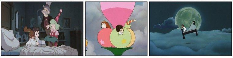 Film d'animation ❖  Little Nemo - Adventures in Slumberland