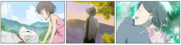 Film d'animation ❖  Hotarubi No Mori E