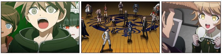 Animation Japonaise ❖  Dangan Ronpa