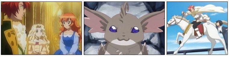 Animation Japonaise ❖ Nishi No Yoki Majo