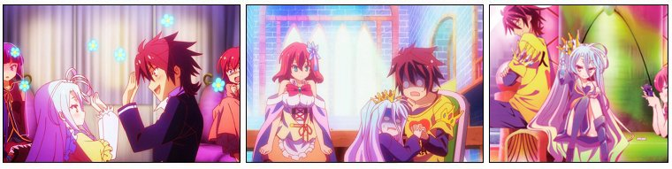 Animation Japonaise ❖ No Game No Life