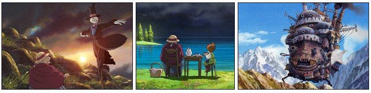 Film d'animation ❖ Le château ambulant