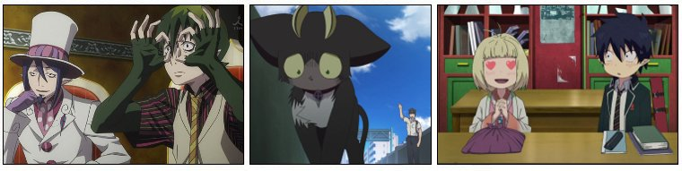 Animation Japonaise ❖ Ao No Exorcist