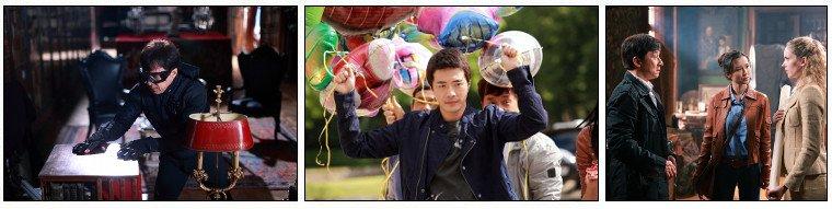 Film Hongkongais ❖  Chinese Zodiac