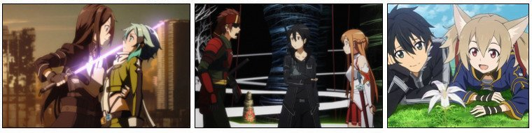Animation Japonaise ❖ Sword Art Online