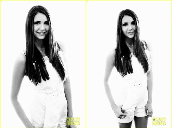 Photo Portrait de Nina au Comic-Con
