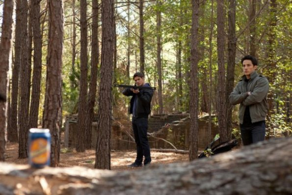 "Quelques photos de l""épisode 10 de Vampire Diaries"