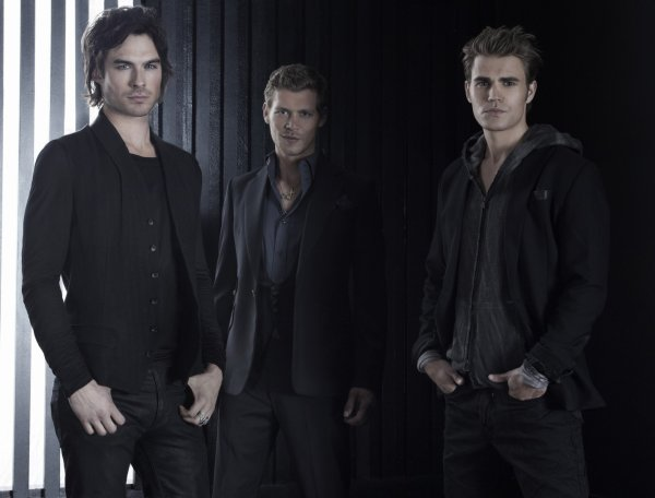 Shoot exclusif de Nina, Ian, Paul & Joseph