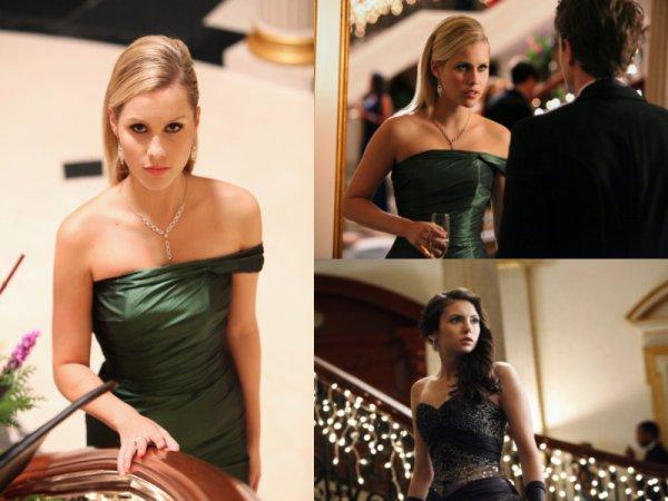 """Still de l""""épisode 14 """"Dangerous Liaisons"""" de Vampire Diaries"""