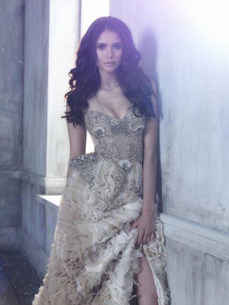 Nouvelle photo promo de Nina pour la Saison 3 de TVD