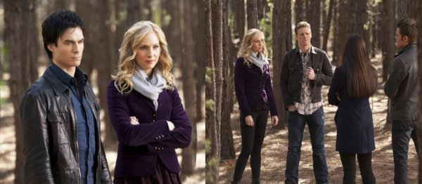 "Photos de l'épisode 18 de TVD ""The Murder of One"""