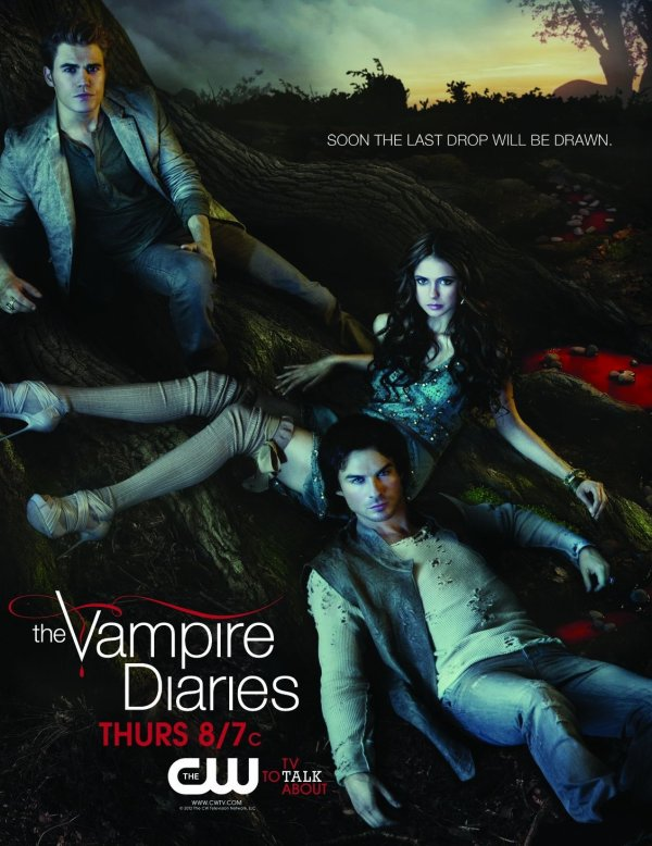 Photos promotionnelle de Vampire Diaries Saison 3
