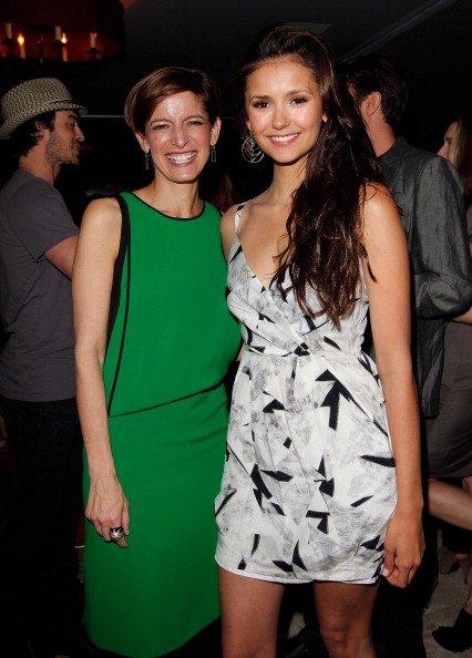 """16/04/2012 Nina était à une célébration pour un nouveau livre Glamour """"30 Things"""""""
