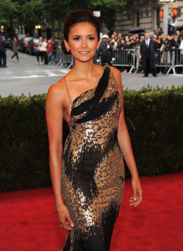 07/05/2012 Nina était au Gala Metropolitan Museum Of Art's Costume Institute