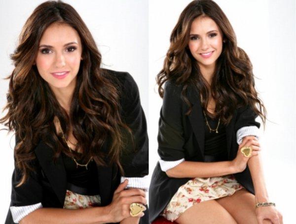 De nouvelles photos de Nina du photoshoot de Dean Forman qui date de 2010
