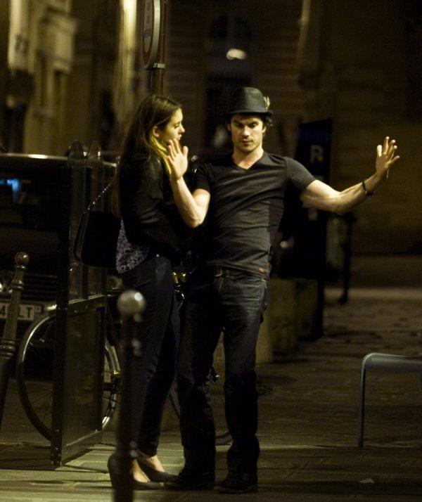 25/05/2012 Nina & Ian était a Paris