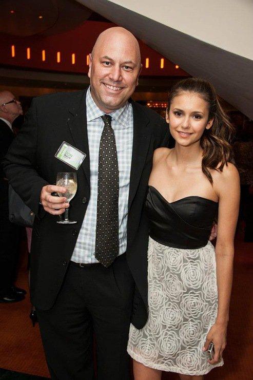 "17/05/2012 Nina était au ""CW Apex Award"""