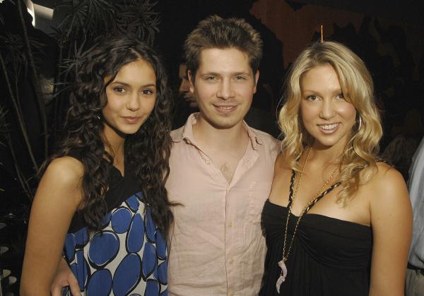 """09/07/2007 Nina était a l'After Party de l'avant première de """"Hairspray"""" a Toronto"""