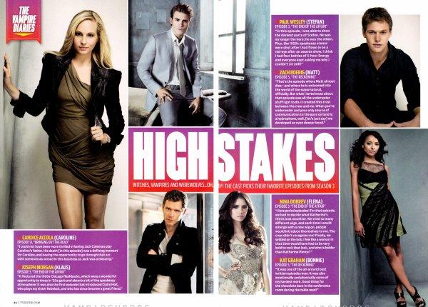 Le magazine TV Guide a publié une édition spécial Comic-Con 2012
