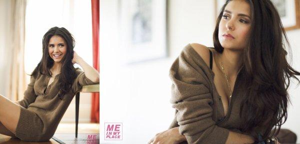 """De nouvelles photos de Nina réalisé par le photographe Michael Edwards pour le photoshoot de """"Esquire"""""""