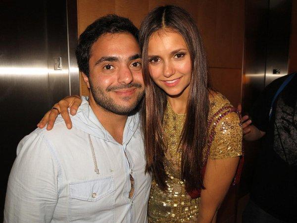 13/07/2012 Nina & Ian étaient a la fête de Maxim, FX et Fox Home Entertainment Comic-Con Party