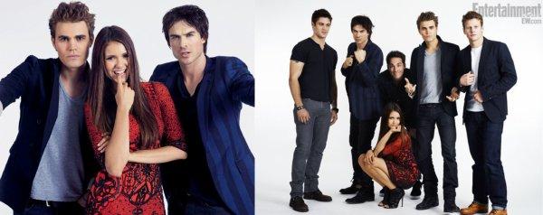 14/07/2012 Les Photos portraits du Comic-Con par Entertainment Weekly