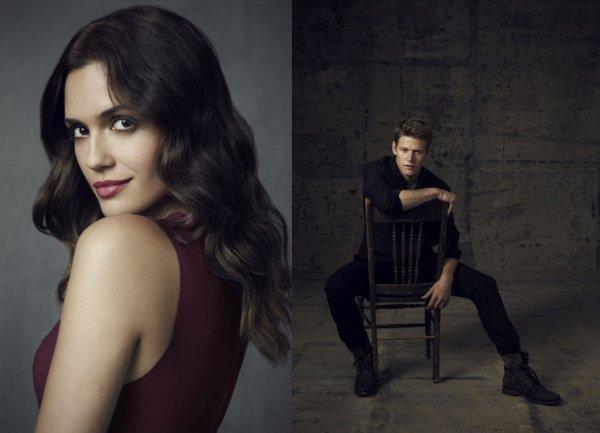 De magnifiques photos promotionnelles pour la Saison 4 de Vampire Diaries