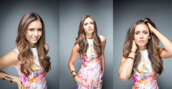 Des photos portrait du photoshoot de Nina des TIFF 2012