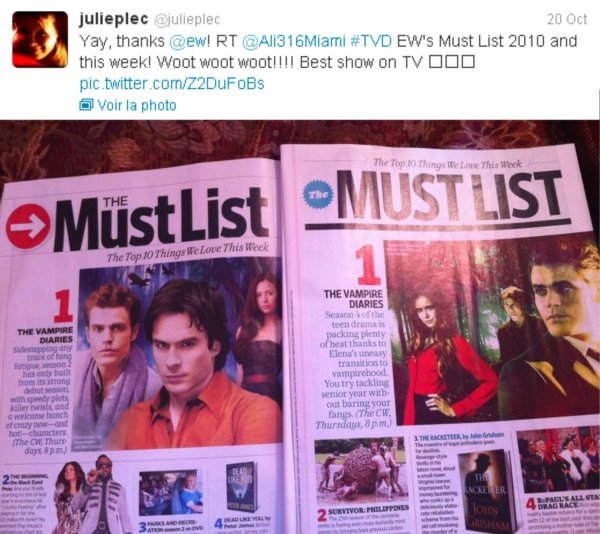 Still du magazine TV Guide de l'épisode 4 de TVD