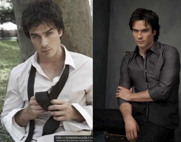 Happy Birthday Ian !! ♥