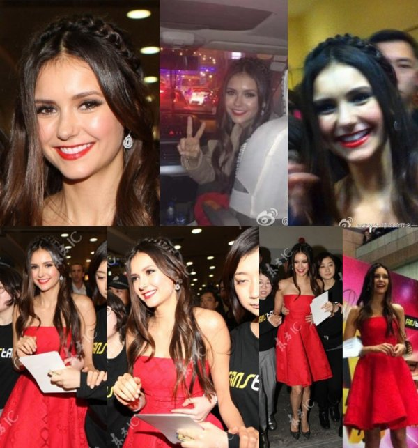28/12/2012 Nina était au Super Brand Mall