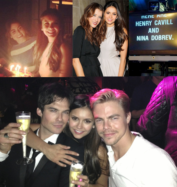 Happy Birthday Nina ♥