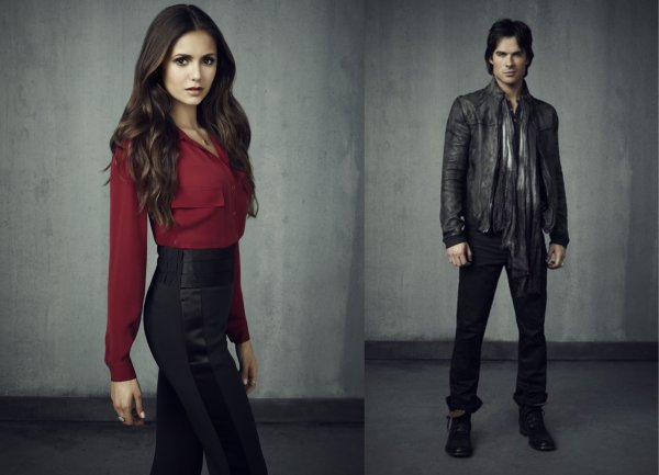 Photos promotionnelles de Vampire Diaries Saison 4