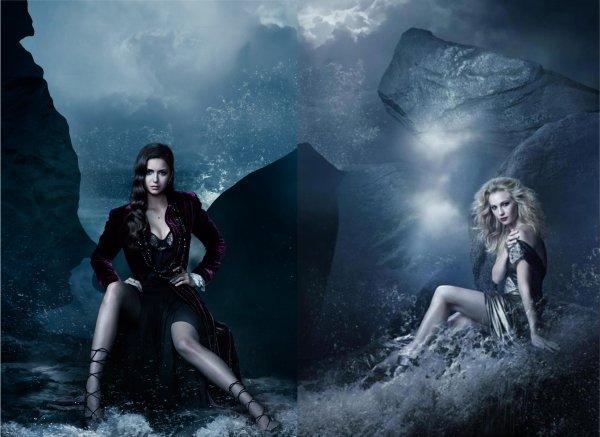 Des photos promotionnelles publier par la CW pour Vampire Diaries S4