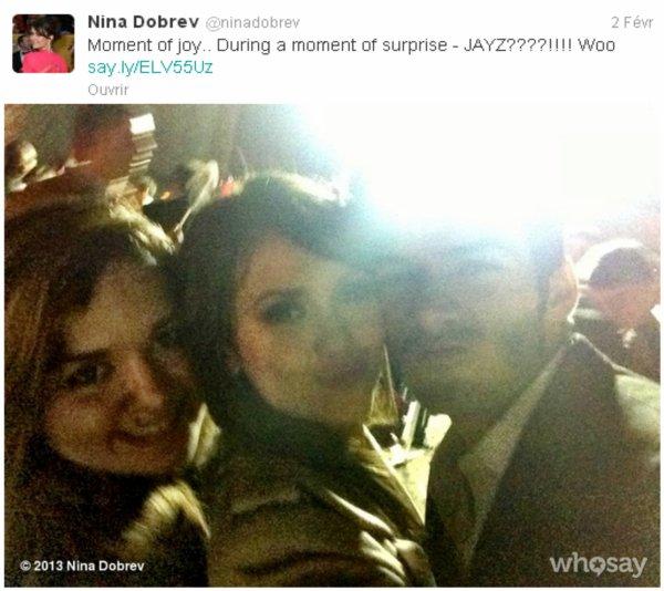01/02/2013 Nathaniel a twitter : Dans un univers alterné kol, Elena & Bonnie faisaient une soirée pyjama...