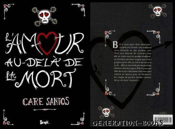 L'AM♥OUR AU-DELÀ DE LA MORT