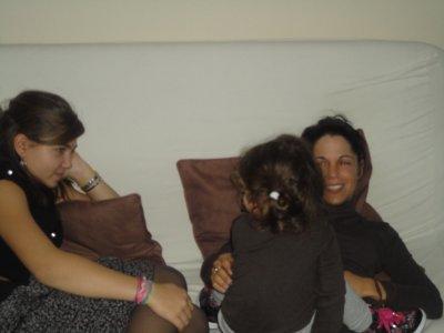 ma soeur , ma niece et moii ...